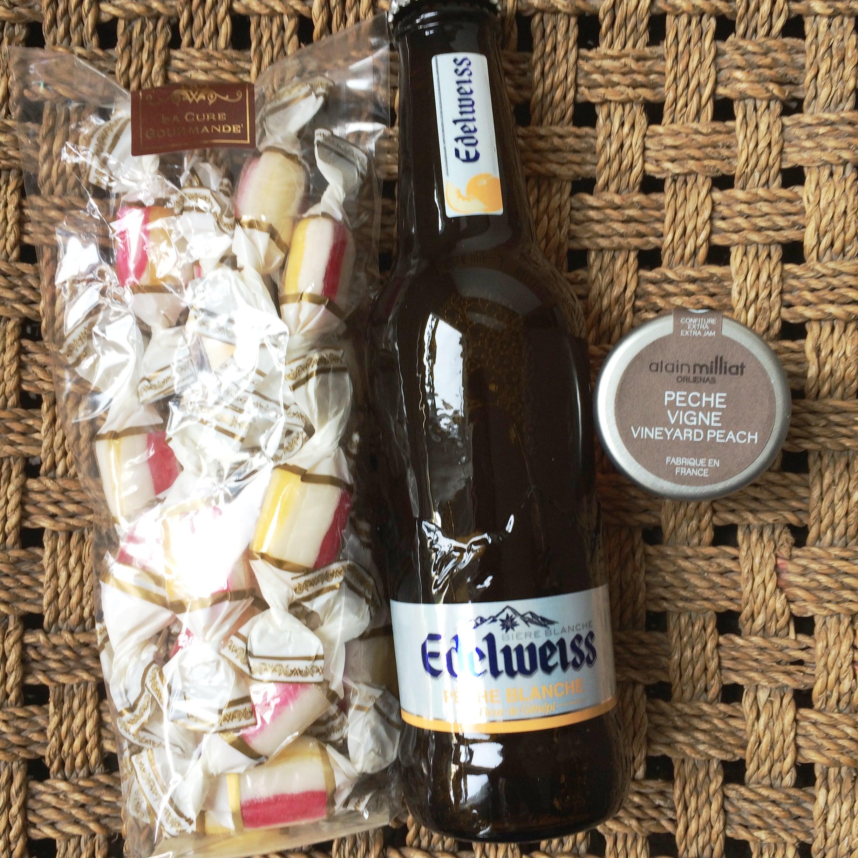 Euro2016 Edelweiss Peche Blanche Et Fleur De Genepi