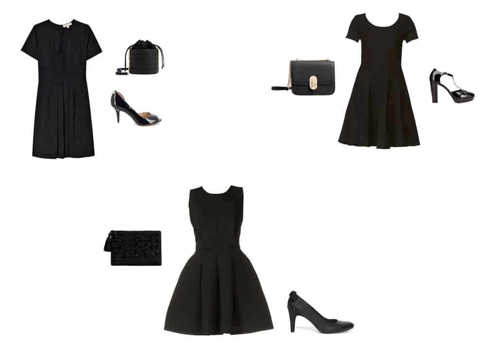 Petite Robe Noire- Outfither