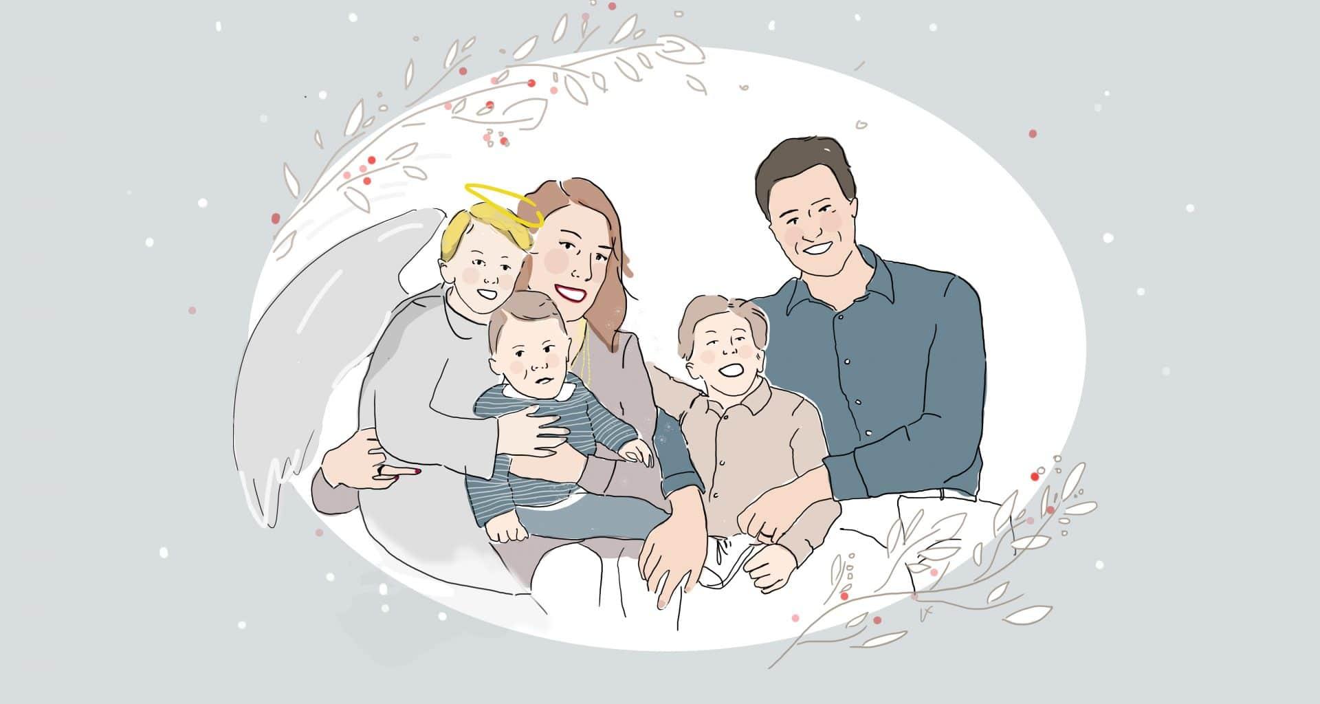 Comment revivre après le deuil d'un enfant